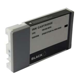 Remanufactured ink cartridge guaranteed to replace Epson T603100 - ultrachrome black