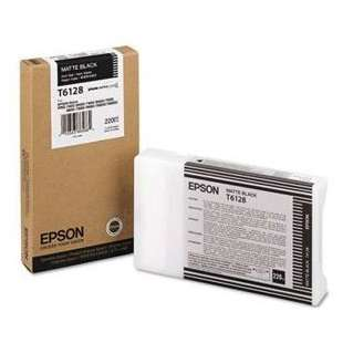 Original Epson T612800 high quality inkjet cartridge - ultrachrome matte black