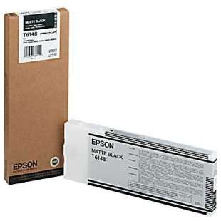 Original Epson T614800 high quality inkjet cartridge - ultrachrome matte black