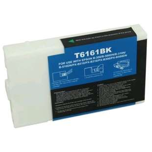 Remanufactured Epson T616100 high quality inkjet cartridge - black cartridge