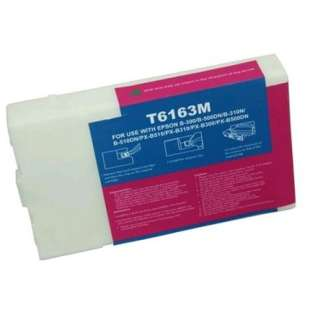 Remanufactured Epson T616300 high quality inkjet cartridge - magenta