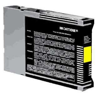 Remanufactured Epson T624400 high quality inkjet cartridge - yellow