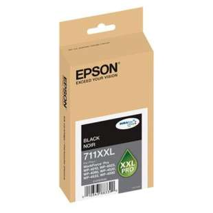 Original Epson T711XXL120 (711XXL ink) high quality inkjet cartridge - extra high capacity black