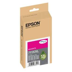 Original Epson T711XXL320 (711XXL ink) high quality inkjet cartridge - extra high capacity magenta