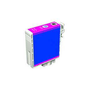 Remanufactured Epson T0753 high quality inkjet cartridge - magenta