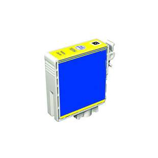 Remanufactured Epson T0754 high quality inkjet cartridge - yellow