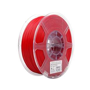 eSUN 1.75mm PLA PRO (PLA+) 3D Printer Filament 1KG Spool (2.2lbs), Fire Engine Red