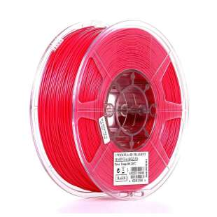 eSUN 1.75mm PLA PRO (PLA+) 3D Printer Filament 1KG Spool (2.2lbs), Magenta