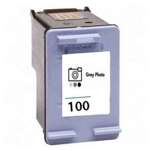 Remanufactured HP C9368AN (HP 100 ink) high quality inkjet cartridge - photo gray