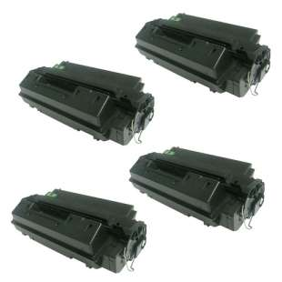 Compatible HP Q2610A (10A) toner cartridges - 4-pack