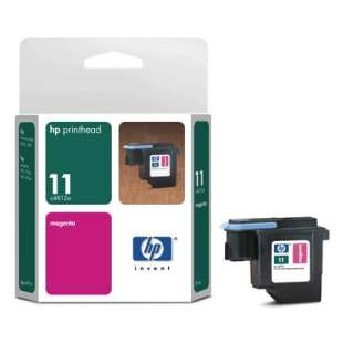 Original Hewlett Packard (HP) C4812A (HP 11 ink) high quality inkjet cartridge - magenta