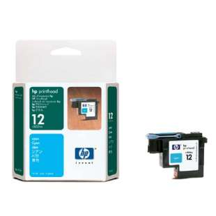 Original Hewlett Packard (HP) C5024A (HP 12 ink) high quality inkjet cartridge - cyan