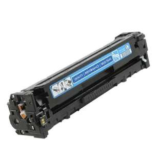 Compatible for HP CF211A (131A) toner cartridge - cyan