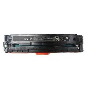 Compatible for HP CF210X (131X) toner cartridge - high capacity black