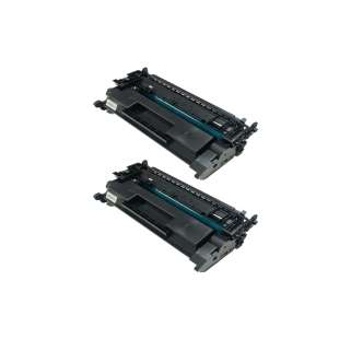 HP Compatible Cartridge for HP CF226A (26A) toner cartridge - 2-pack
