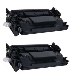 HP Compatible Cartridge for HP CF226X (26X) toner cartridge - 2-pack