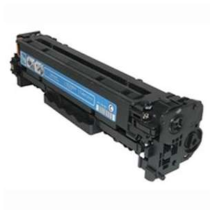 Compatible for HP CE411A (305A) toner cartridge - cyan