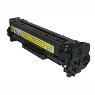 Compatible for HP CE412A (305A) toner cartridge - yellow