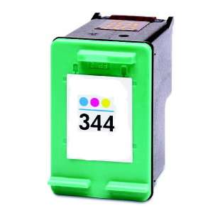 Remanufactured HP C9363EE (HP 344 ink) high quality inkjet cartridge - color cartridge