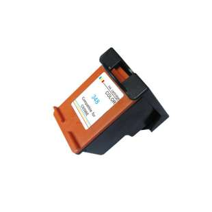 Remanufactured HP C9369EE (HP 348 ink) high quality inkjet cartridge - color cartridge