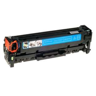 HP Compatible Cartridge for HP CF411X (410X) toner cartridge - high capacity cyan