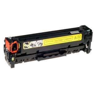 HP Compatible Cartridge for HP CF412X (410X) toner cartridge - high capacity yellow