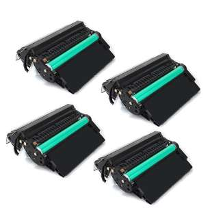 Compatible HP Q5942X (42X) toner cartridges - EXTRA HIGH YIELD (JUMBO) high quality - 4-pack