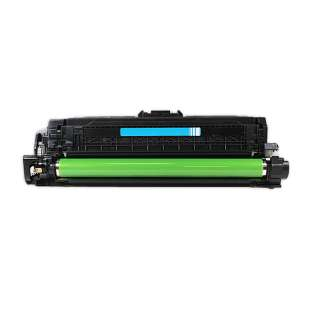 Compatible for HP CE401A (507A) toner cartridge - cyan