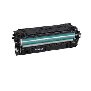 HP Compatible Cartridge for HP CF360A (508A) toner cartridge - black