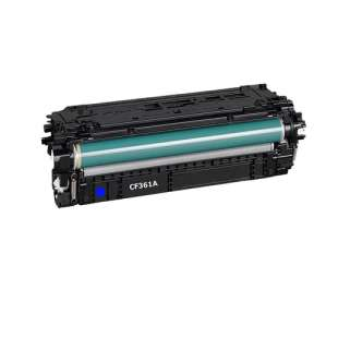 HP Compatible Cartridge for HP CF361A (508A) toner cartridge - cyan