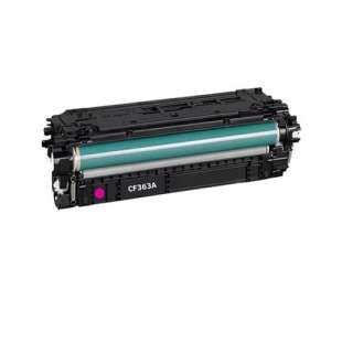 HP Compatible Cartridge for HP CF363A (508A) toner cartridge - magenta