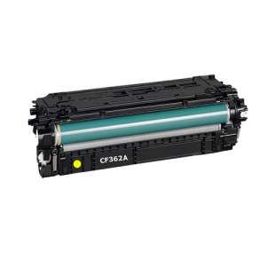 HP Compatible Cartridge for HP CF362A (508A) toner cartridge - yellow