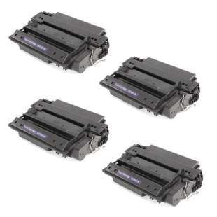 Compatible HP Q7551X (51X) toner cartridges - 4-pack