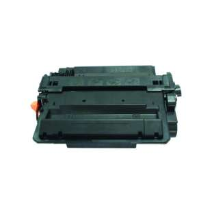 Compatible HP CE255X (55X) toner cartridge - jumbo capacity black