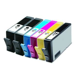 Remanufactured high quality inkjet cartridges Multipack for HP 564XL - 6 pack