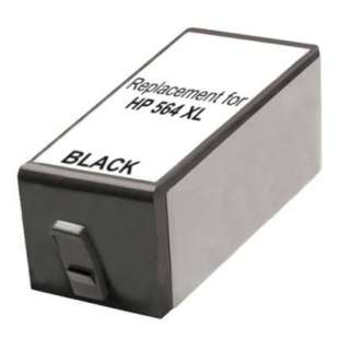 Remanufactured HP CB321WN (HP 564XL ink) high quality inkjet cartridge - high capacity black