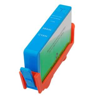Remanufactured HP CB323WN (HP 564XL ink) high quality inkjet cartridge - high capacity cyan