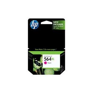 Original Hewlett Packard (HP) CB324WN (HP 564XL ink) high quality inkjet cartridge - high capacity magenta