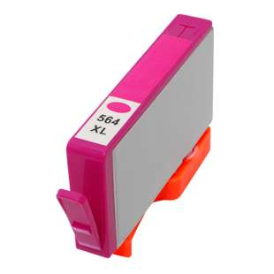 Remanufactured HP CB324WN (HP 564XL ink) high quality inkjet cartridge - high capacity magenta