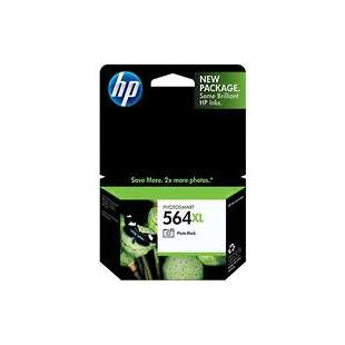 Original Hewlett Packard (HP) CB322WN (HP 564XL ink) high quality inkjet cartridge - high capacity photo black