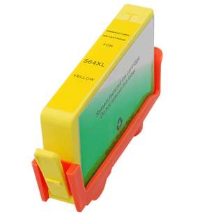 Remanufactured HP CB325WN (HP 564XL ink) high quality inkjet cartridge - high capacity yellow
