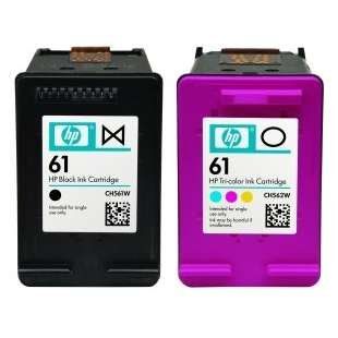 Original Hewlett Packard (HP) CR259FN (HP 61) Multipack - 2 pack