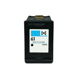 Remanufactured HP CH561WN (HP 61 ink) high quality inkjet cartridge - black cartridge