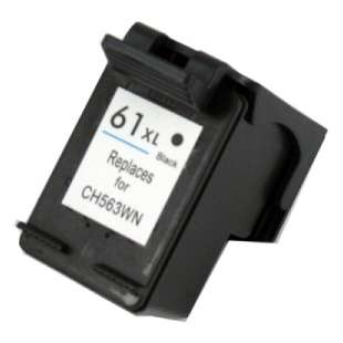 Remanufactured HP CH563WN (HP 61XL ink) high quality inkjet cartridge - high capacity black