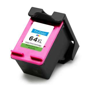 Remanufactured HP N9J91AN (HP 64XL) inkjet cartridge - color