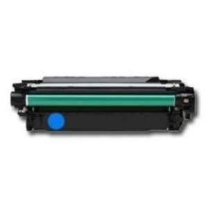 HP Compatible Cartridge for HP CE341A (651A) toner cartridge - cyan