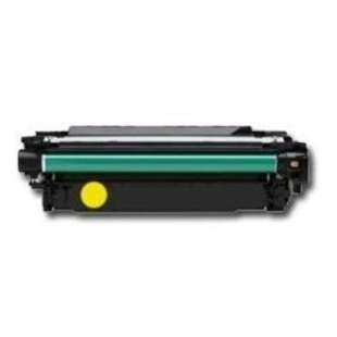 HP Compatible Cartridge for HP CE342A (651A) toner cartridge - yellow
