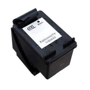 Remanufactured HP N9K04AN (HP 65XL ink) high quality inkjet cartridge - high capacity black