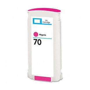 Remanufactured HP C9453A (HP 70 ink) high quality inkjet cartridge - magenta