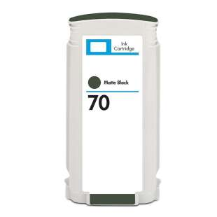 Remanufactured HP C9448A (HP 70 ink) high quality inkjet cartridge - matte black